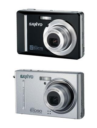Sanyo VPC-E1090 и VPC-S1275
