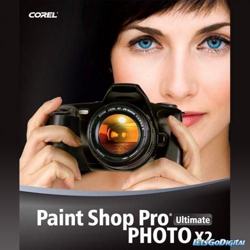Знакомство corel paint shop pro photo