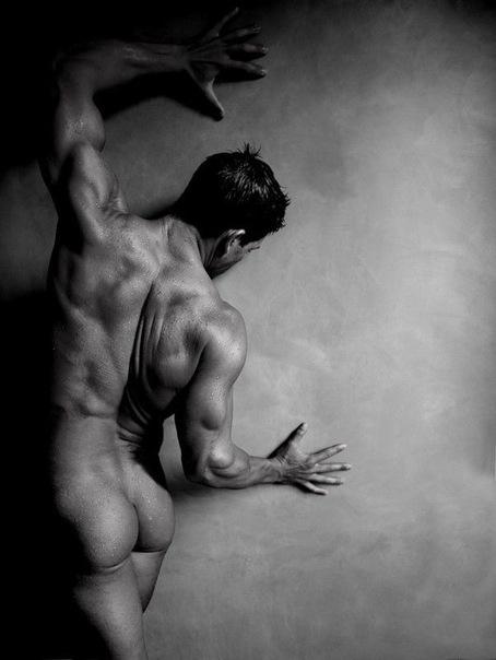 Фотографии мужское ню
