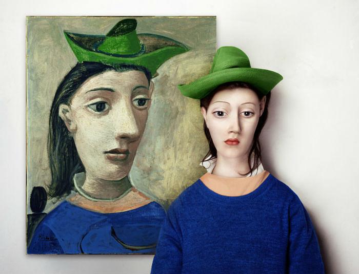 The real life models модели художников