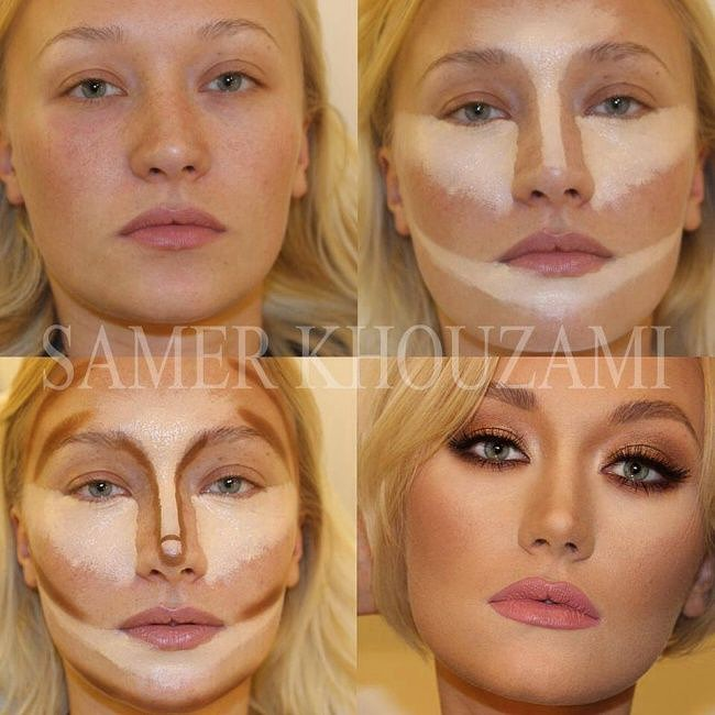 Идеальный макияж в домашних условиях