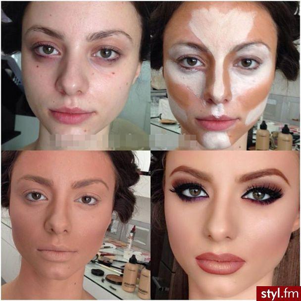 Как правильно макияж в домашних условиях