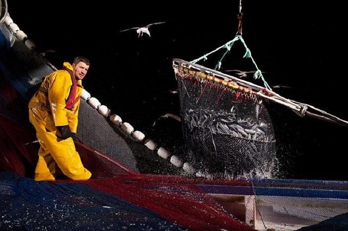 работа на рыболовных судах форум