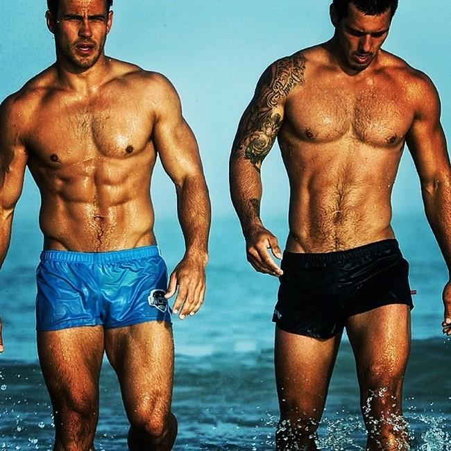 австралийцы мужчины. фото