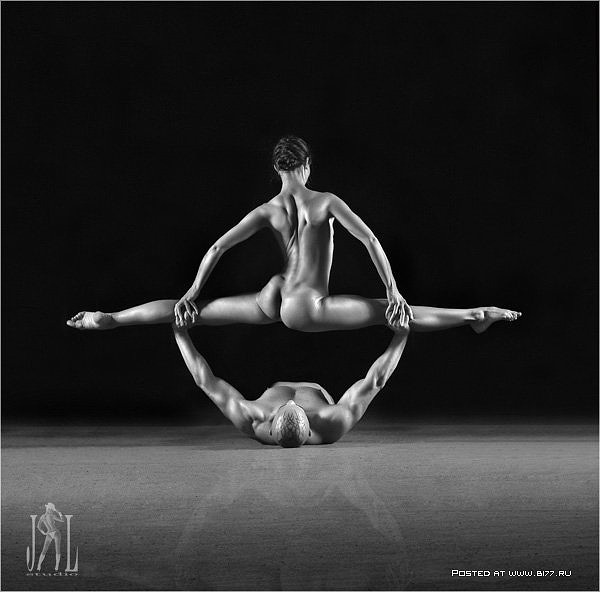 акробатика ню пары группы